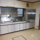 愛知県西尾市にて解体前の片付け作業(G様邸)